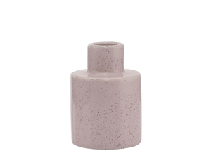 A Simpel Mess Lysestage Orgon 9cm Lilac/Ash