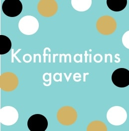 Konfirmations gaveideer 2018