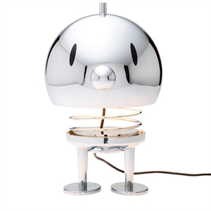 Hoptimist Bordlampe XL Chrome